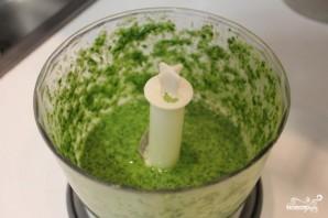Суп-пюре из брокколи с семгой - фото шаг 2