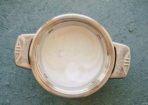 Кокосовая панна котта - фото шаг 2