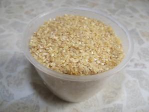 Каша пшеничная детская  - фото шаг 1