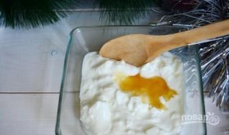 """Фруктовый салат """"Новогодняя ёлка"""" - фото шаг 3"""