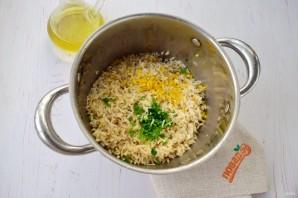 Рис с запеченными овощами - фото шаг 4