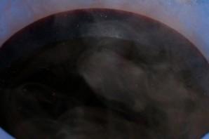 Черничный морс - фото шаг 3