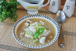 Китайский рисовый суп - фото шаг 10