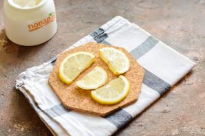 Компот из клубники с лимоном на зиму