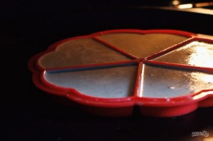 ПП вафли в духовке - фото шаг 2