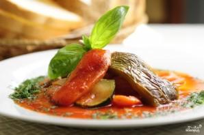 Салат из тушеных овощей - фото шаг 17