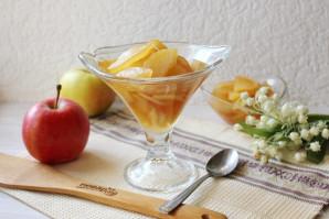 Карамельное варенье из яблок - фото шаг 12