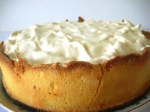 Торт фруктовый со смородиной - фото шаг 6