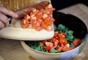 Салат из курицы с грибами - фото шаг 2