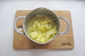 Картофельное пюре с майонезом - фото шаг 5