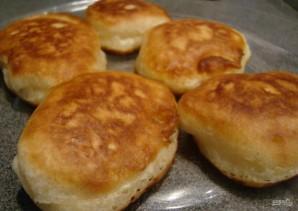 Оладушки на завтрак - фото шаг 5