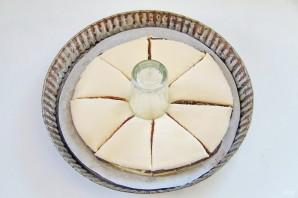 Слоеный шоколадный пирог  - фото шаг 6