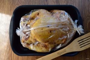 Курица, запеченная в ткемали - фото шаг 3