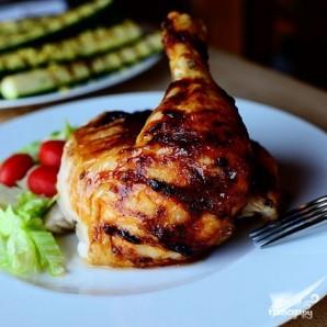 Курица, запеченная с лимоном и розмарином - фото шаг 8