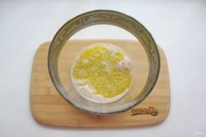 Пирог с творогом и джемом - фото шаг 2