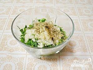 Жареные кабачки с чесночным соусом - фото шаг 4