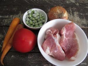 Мясо, тушеное в томатном соусе (Spеzzatino al pomodoro) - фото шаг 1