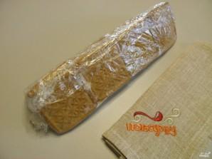 Торт из печенья без выпечки - фото шаг 6