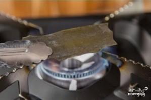 Маринованная капуста с острым перцем - фото шаг 3