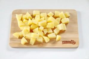 Самый вкусный  картофельный суп - фото шаг 11