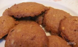 Шоколадное печенье без яиц - фото шаг 4