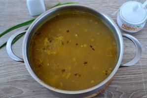 Геркулесовый суп - фото шаг 8