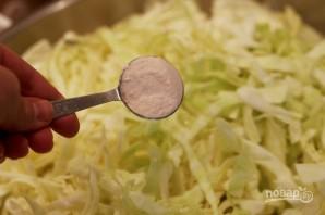 Квашеная капуста (рецепт в банке) - фото шаг 2