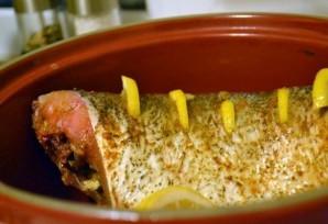 Белая рыба, запеченная в духовке - фото шаг 6