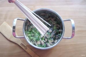 Грибной суп по-китайски - фото шаг 8