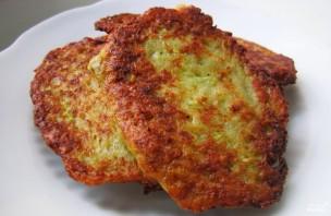 Картофельные драники с кабачками - фото шаг 4