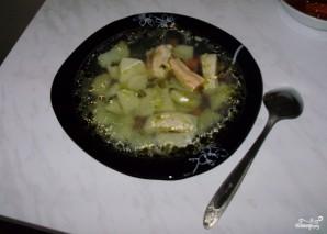Рыбный суп из форели - фото шаг 5