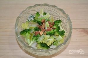 Салат с капустой и грушей - фото шаг 12