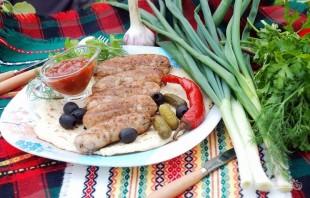 Колбаски для гриля - фото шаг 11