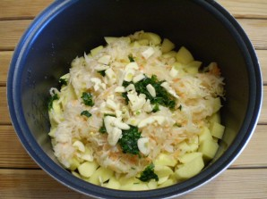 Рагу из овощей в мультиварке - фото шаг 5