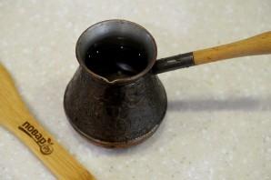 Кофе в турке - фото шаг 1