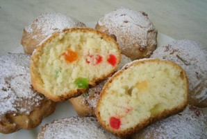 Кексы с цукатами - фото шаг 5