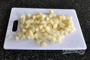 Русский суп с фрикадельками - фото шаг 1