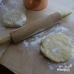 Черничный пирог с лимонной цедрой - фото шаг 2