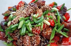 Свинина по-китайски с овощами - фото шаг 4