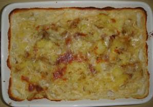 Картофельный гратен с сыром - фото шаг 5