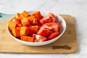 "Салат из моркови ""Оранжевое чудо"" на зиму - фото шаг 2"