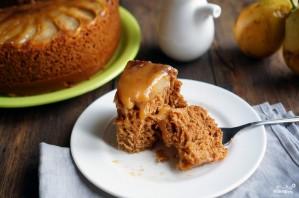 Торт с грушевым кремом - фото шаг 12