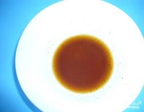 Салат с жареными грибами и сыром - фото шаг 2