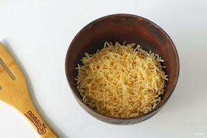 Сырные палочки с кунжутом - фото шаг 2