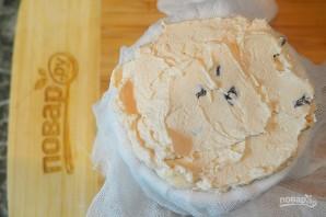 Творожная пасха крем-брюле - фото шаг 7