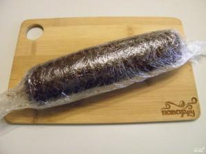 Сладкая колбаска - фото шаг 7