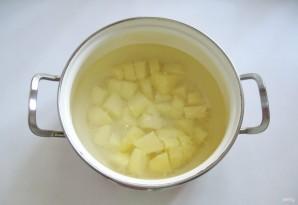 Суп из индейки с цветной капустой - фото шаг 2