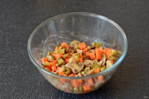 Баварский салат - фото шаг 6
