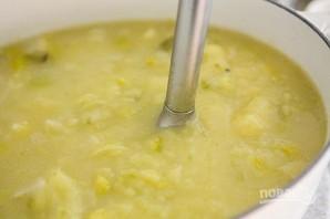 Суп из картофеля и лука-порей - фото шаг 6