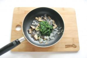 Паста со шпинатом в сливочном соусе - фото шаг 4